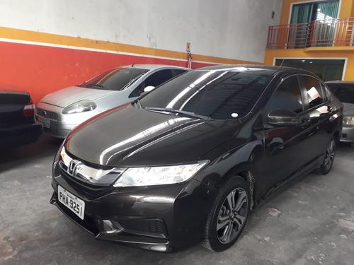 honda city 1.5 lx flex aut. 4p