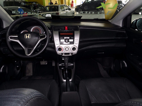 honda city 1.5 lx flex aut. 4p aceito troca financio