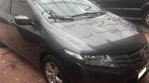 honda city 1.5 lx flex aut. completo 2012 barato raridade !!