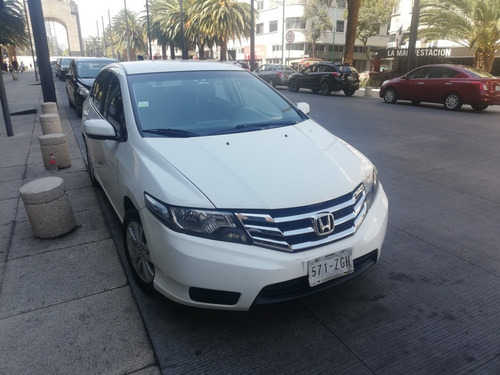 honda city 1.5 lx mt 2013