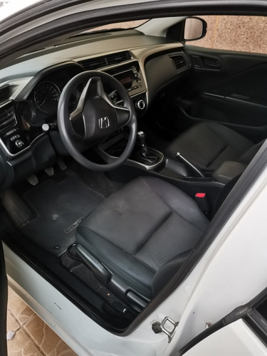 honda city 1.5 lx mt 2014