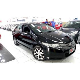Honda City 2010 1.5 Ex Flex 4p