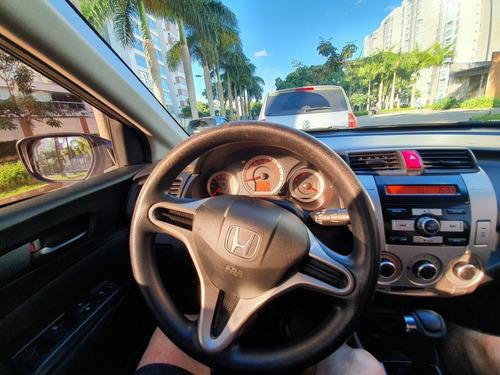 honda city 2010 1.5 lx flex aut. 4p