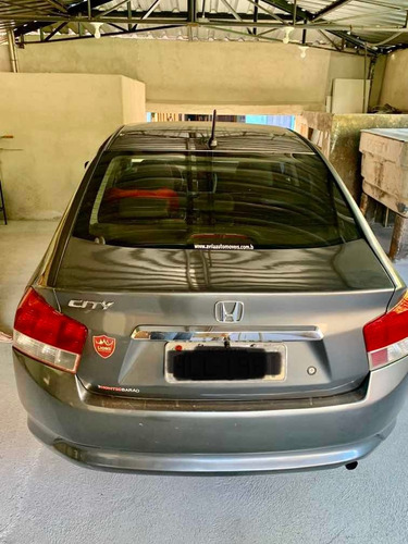 honda city 2011 1.5 dx flex 4p