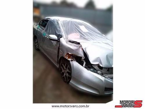 honda city 2011/2012 automatic sucata para retirada de peças
