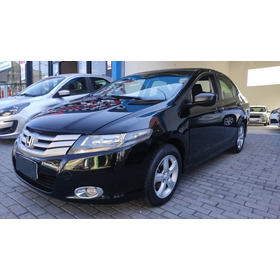 Honda City 2012 1.5 Lx Flex Aut. 4p