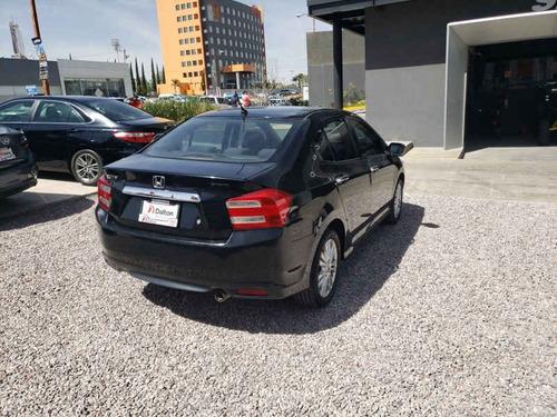 honda  city  2013  4p ex aut