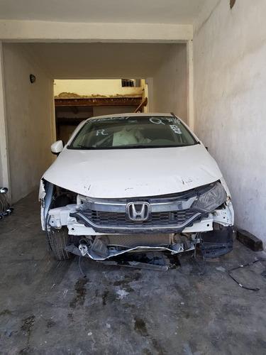 honda city 2014-2019 autopartes, refacciones, yonke.