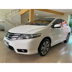 Honda City 2014 Automático 1.5 Flex 1°dona Impecável Branco