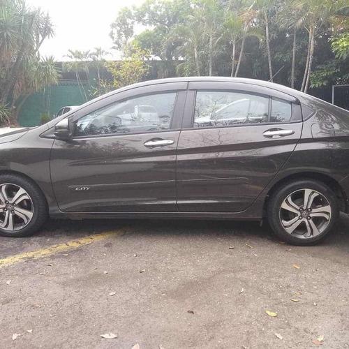 honda city 2015 1.5 ex flex aut. 4p