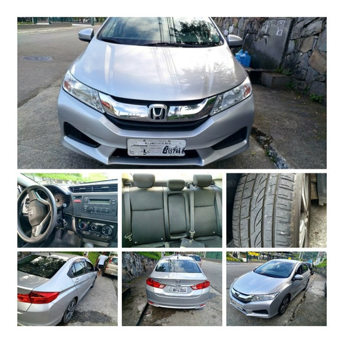 honda city 2016 1.5 lx flex aut. 4p