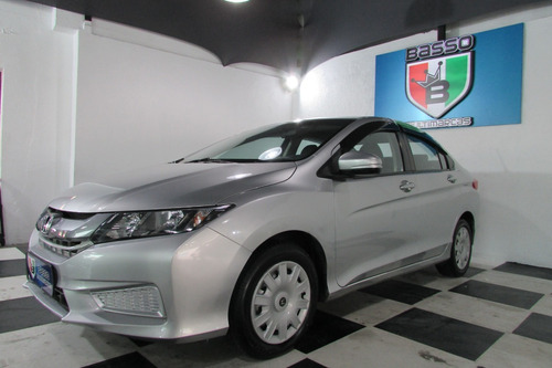 honda city 2016 dx 1.6 flex automático