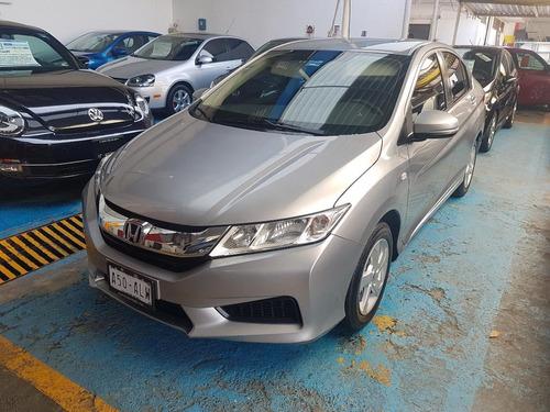 honda city 2017 4p lx l4/1.5 aut