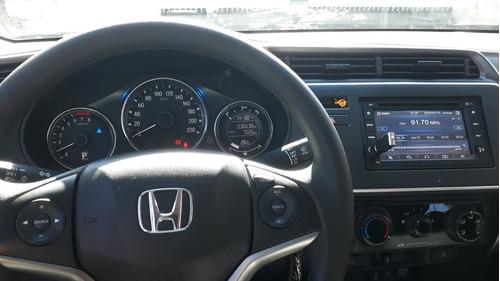 honda city 2018 1.5 personal flex aut. 4p
