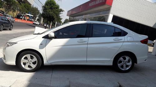 honda city 4p lx l4/1.5 aut