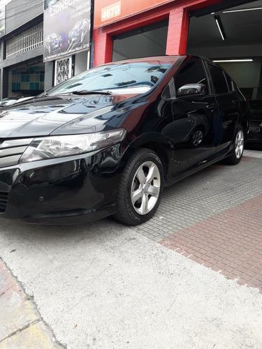 honda city automático 2011