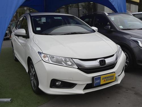 honda city  city ex 1.5  aut 2017