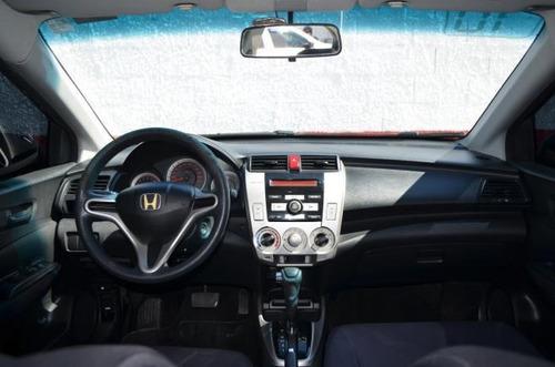 honda city city sedan lx 1.5 flex 16v 4p aut. flex automáti
