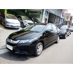 Honda City City Sedan Lx 1.5 Flex 16v 4p Mec