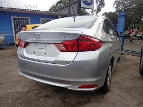 honda city dx 1.5 16v automatico flex 0km 17/17