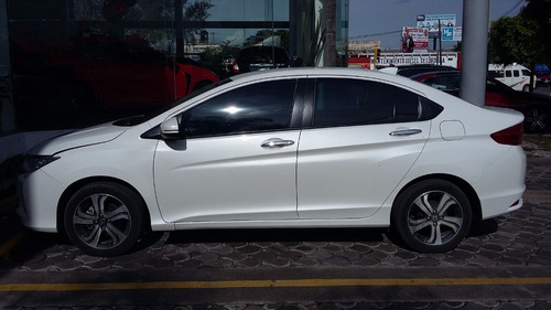 honda city ex at