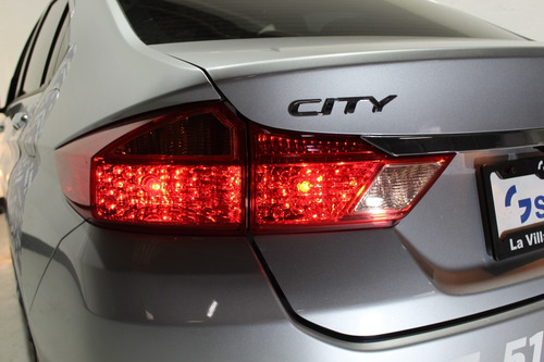 honda city ex cvt 2020 plata