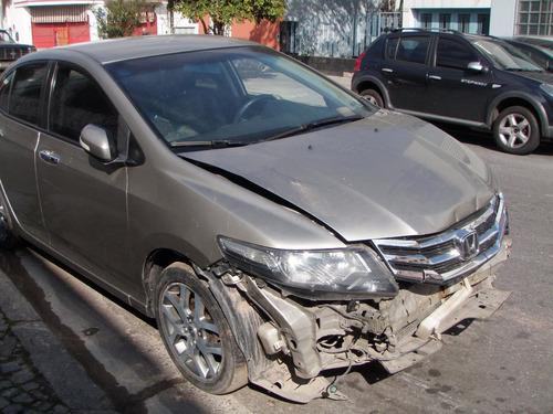 honda city exl cuero 2011 funcionando