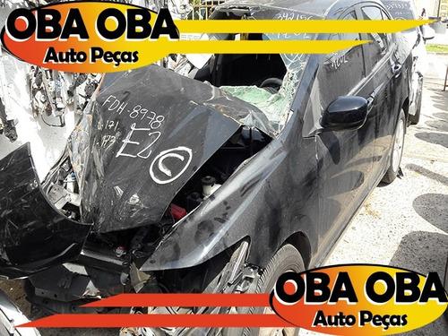 honda city flex 1.5 16v 2012 - sucata para retirar peças