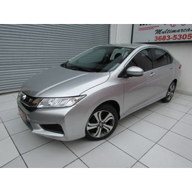 Honda City Lx 1.5 16v I-vtec Flexone, Fcj1852