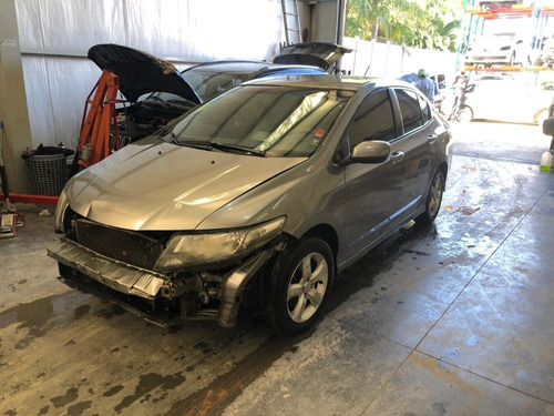 honda city lx 1.5 2012 chocado