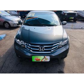 Honda City Lx 1.5 Automatico