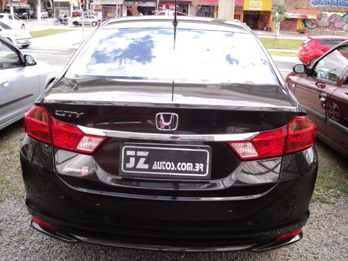 honda city lx 1.5 automático - carro zero entrada