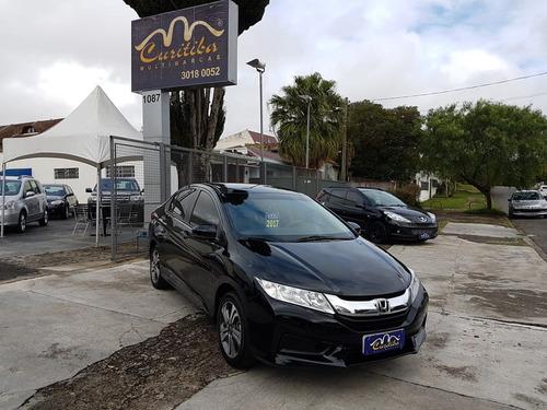 honda city lx automático flex 2017