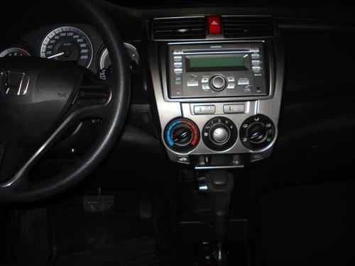 honda city lx automático motor 1.5 2014 cinza