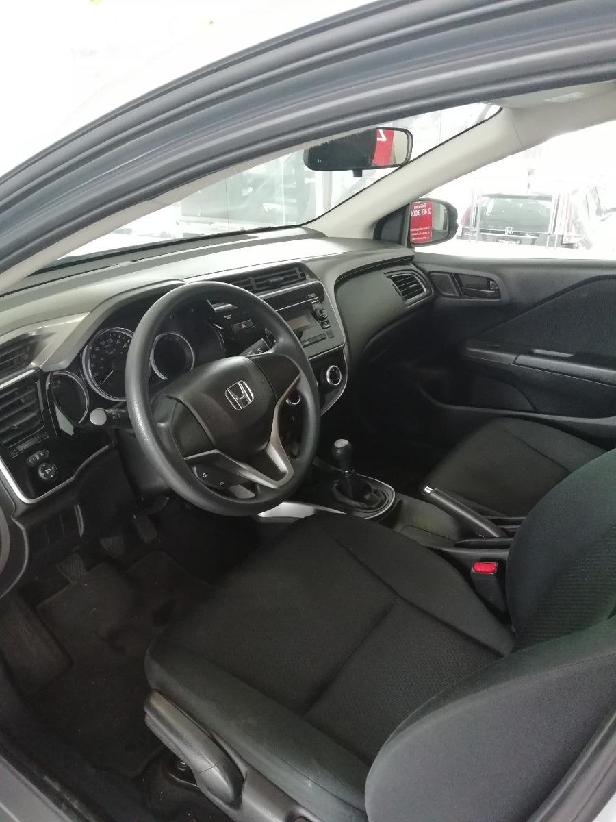 Honda City Lx Tm 2018 220 000 En Mercado Libre