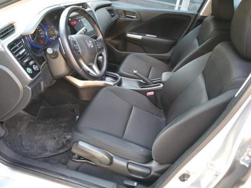 honda city sedan 4p ex l4 cvt a/ac. aut. audio en volante f.