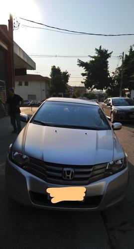 honda city sedan dx automático flex 1.5 16v - carro prata