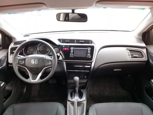 honda city sedan ex-at 1.5 16v flex 4p 2015