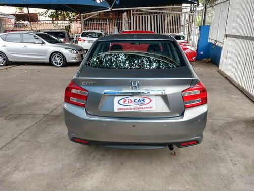 honda city sedan lx-at 1.5 16v flex 4p 2014