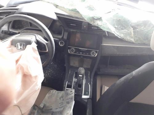 honda cívic 1.5 coupe turbo 2016 refacciones, solo en partes