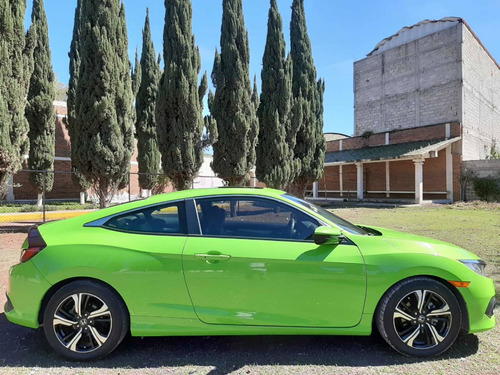 honda civic 1.5 coupe turbo at cvt 2016