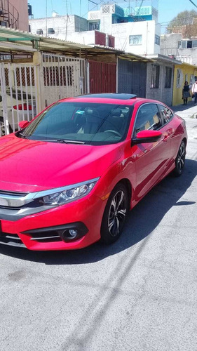 honda civic 1.5 coupe turbo cvt 2018