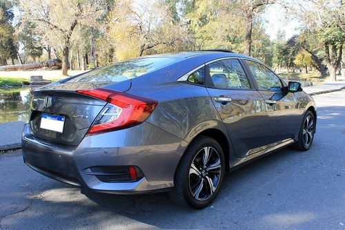 honda civic 1.5 ext 2017 impecable