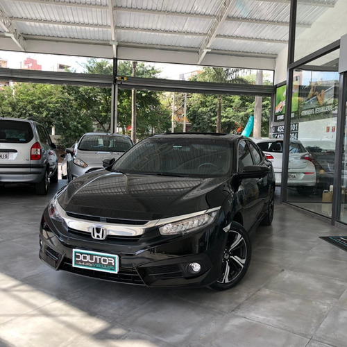 honda civic 1.5 touring cvt 2017 4p / civic touring 2017