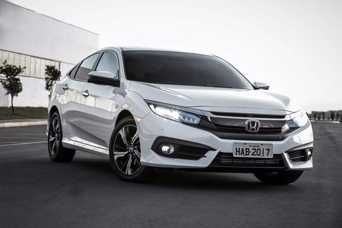 honda civic 1.5 touring turbo aut. 4p -2018 0km