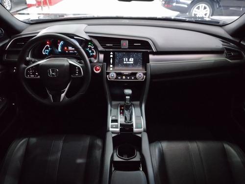 honda civic 1.5 touring turbo aut. 4p 2019