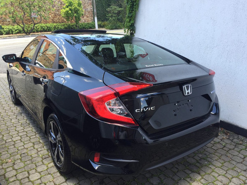 honda civic 1.5 touring turbo okm  2018/2019  r$ 121.499,99