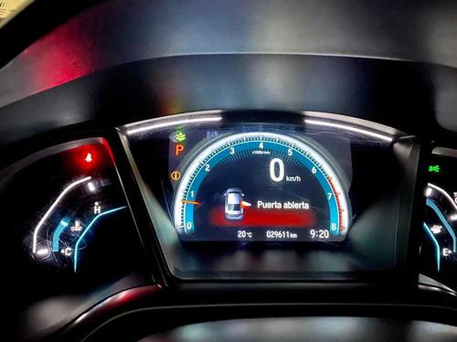 honda civic 1.5 turbo cvt 2017