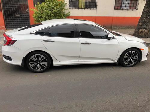 honda civic 1.5 turbo plus at cvt 2016