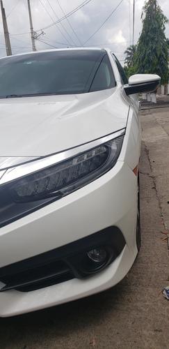 honda civic 1.5 turbo touring i-style cvt 2018
